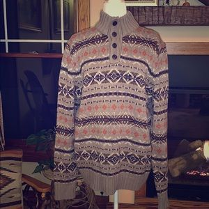 G.H. BASS & CO. Knit sweater Large